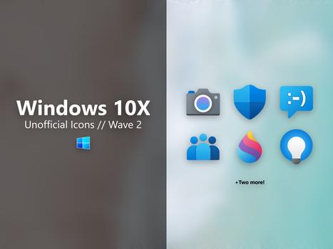 Windows Icons // Wave 2!