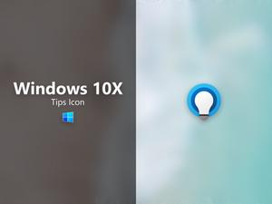 Windows Icons // Tips