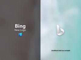 (OFFICIAL) New Bing Logo // HQ Light + Dark