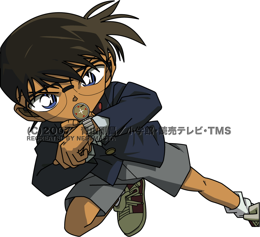 DC - Conan by nessmasta