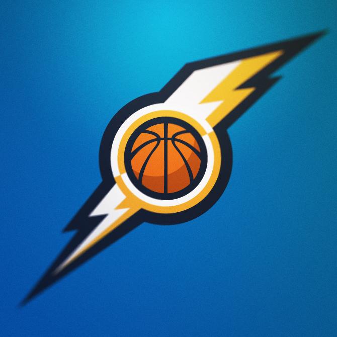 Oklahoma City Thunder Logo 1 By Nessmasta