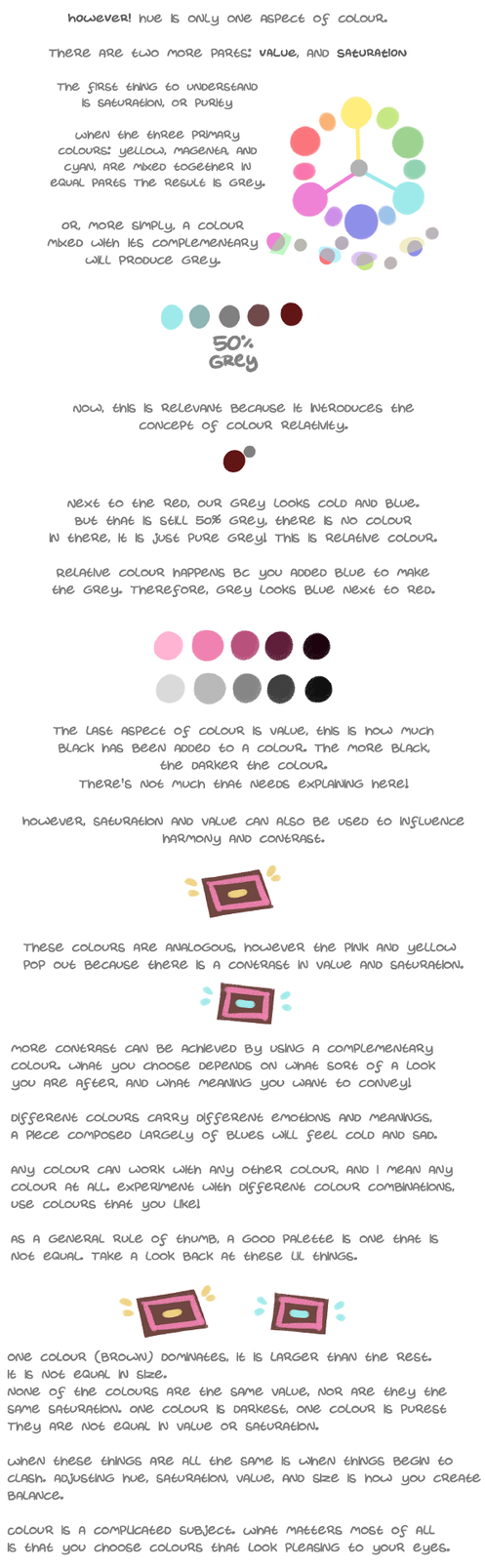 Using Colour - Saturation, Value, Balance by CaptainHarrie