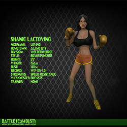 Shanie Lactoving