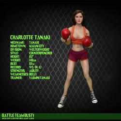Charlotte Tanaki