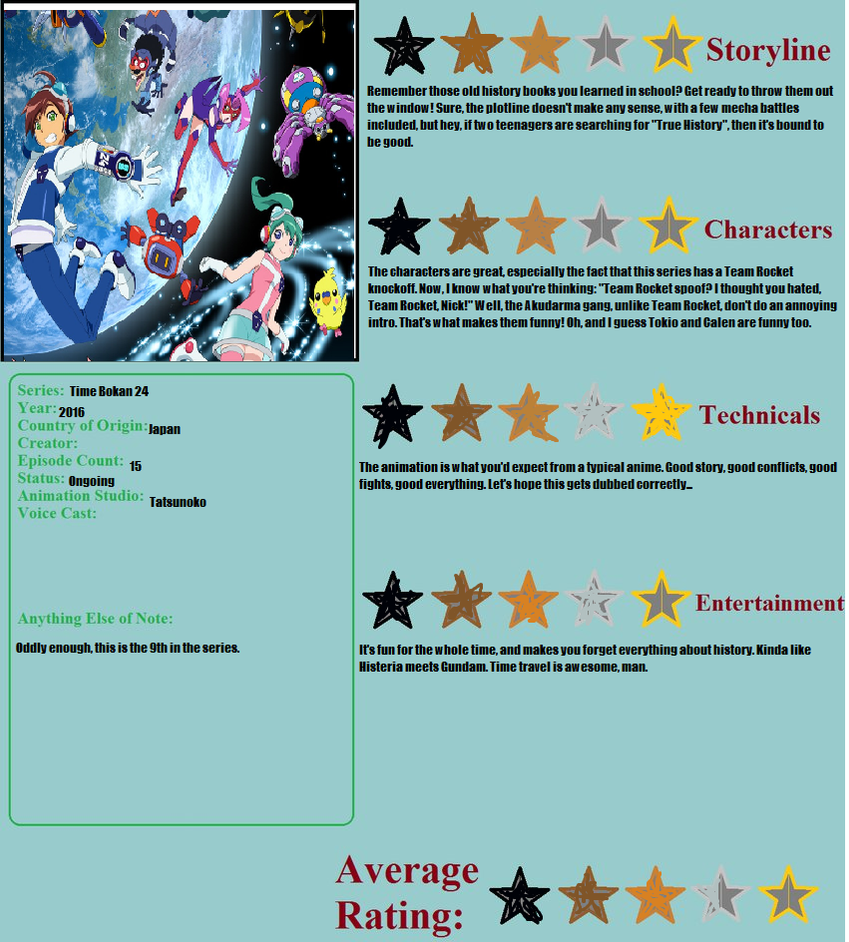 My Thoughts On Time Bokan 24 By YDKJGuy-Towers On DeviantArt