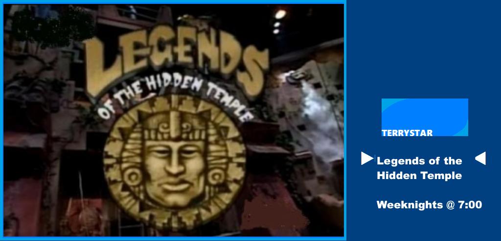 Terrystar TV - Legends of the Hidden Temple by YDKJGuy-Towers