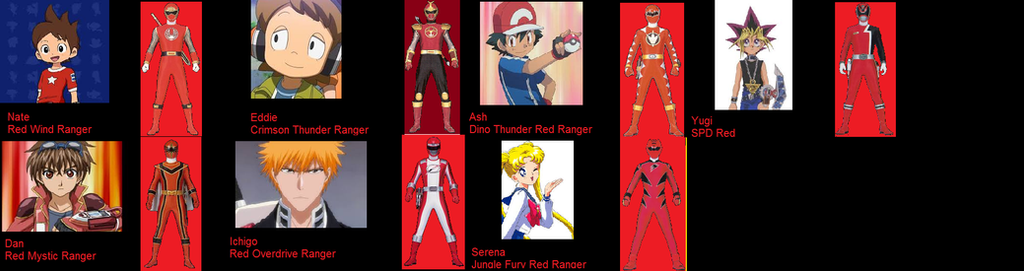 anime forever red for - photo #4