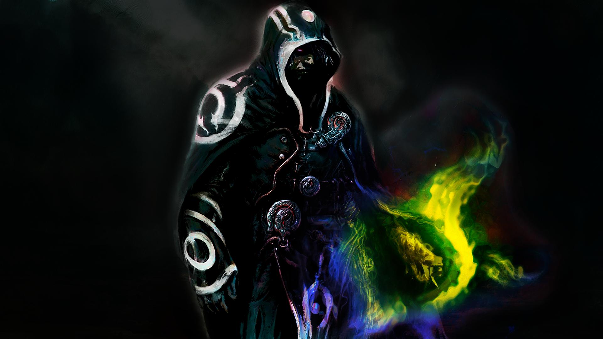 Dark Wizard by Deftspex on DeviantArt