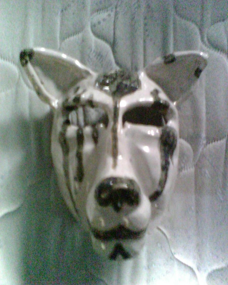 Anbu Wolf Mask