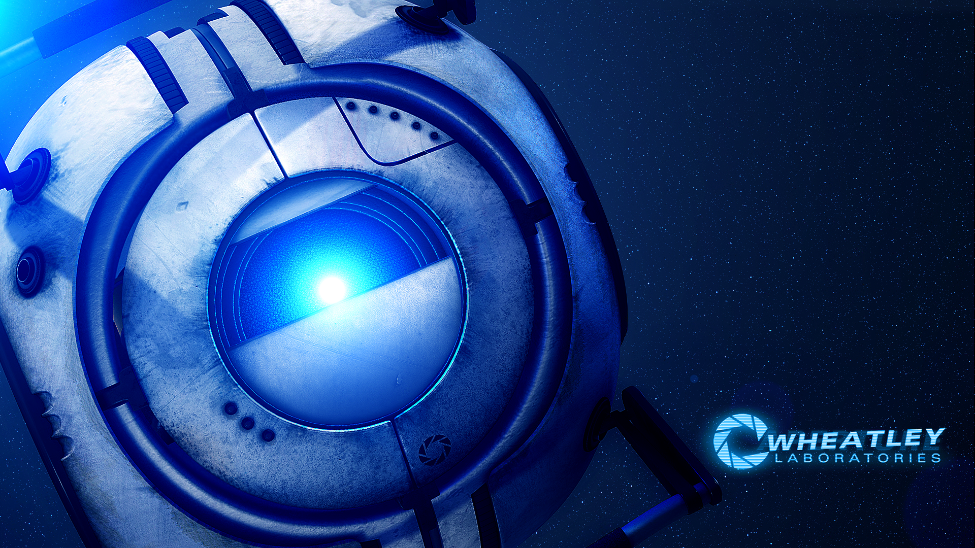 Oh Wheatley I Forgive You by iNicKeoN