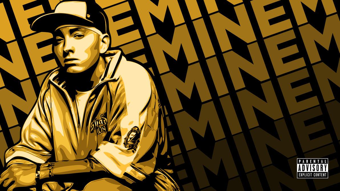 Eminem Wallpaper 2011 By INicKeoN