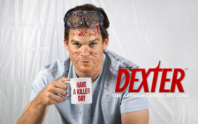 Dexter Season 6 wallpaper 2 HD by iNicKeoN
