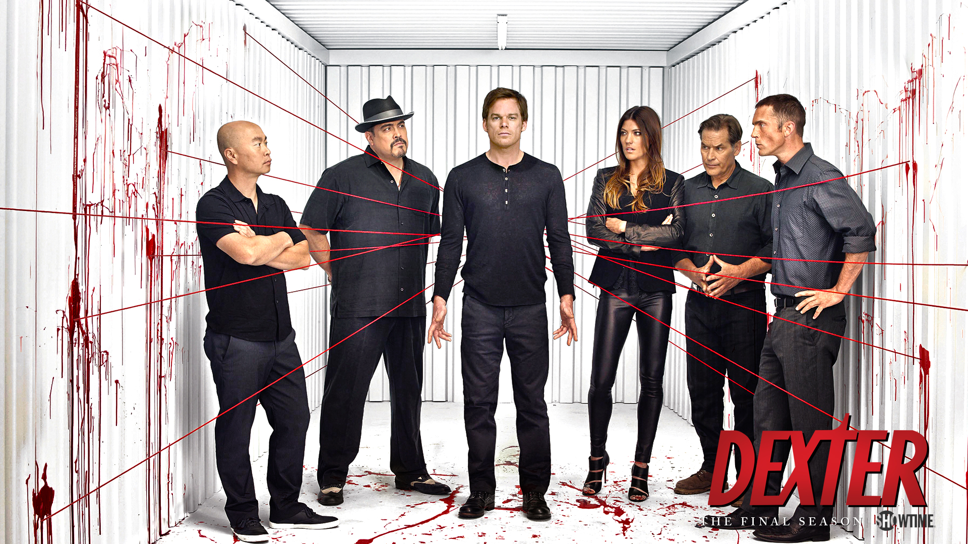 dexter Season 8 wallpaper HD by iNicKeoN