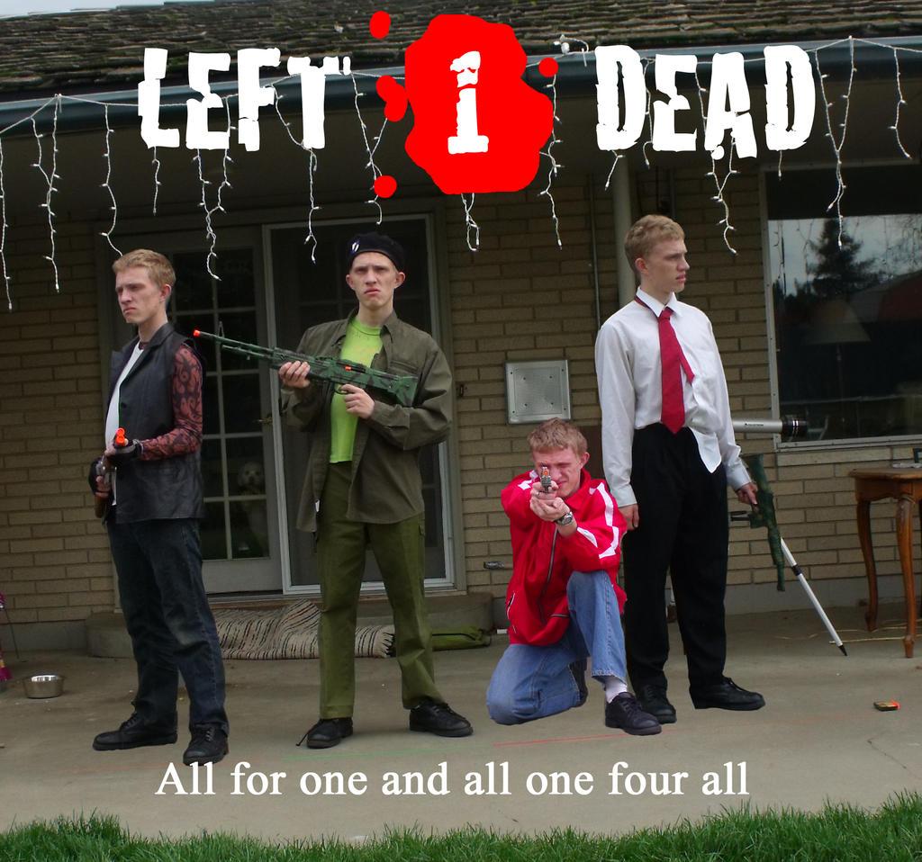 скачать игру Left 1 Dead 1 через торрент - фото 5