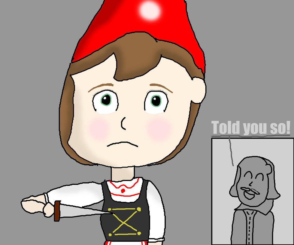 Gnomeo And Juliet Fan Art