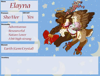 Lunerest Registration - Elayna (Moxyn)