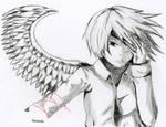 Dark Angel by Maria-Hunter13