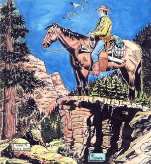 Tex Cover 5 - Galaksi Yayinci.