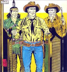 Tex Cover 6 - Galaksi Yayinci.