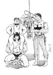 Comics - Fumetti by aliduzgun