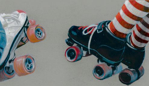 Vixen Skates by PeepermintPunk