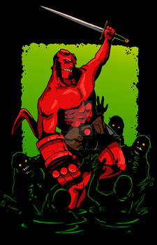 Hellboy Colors