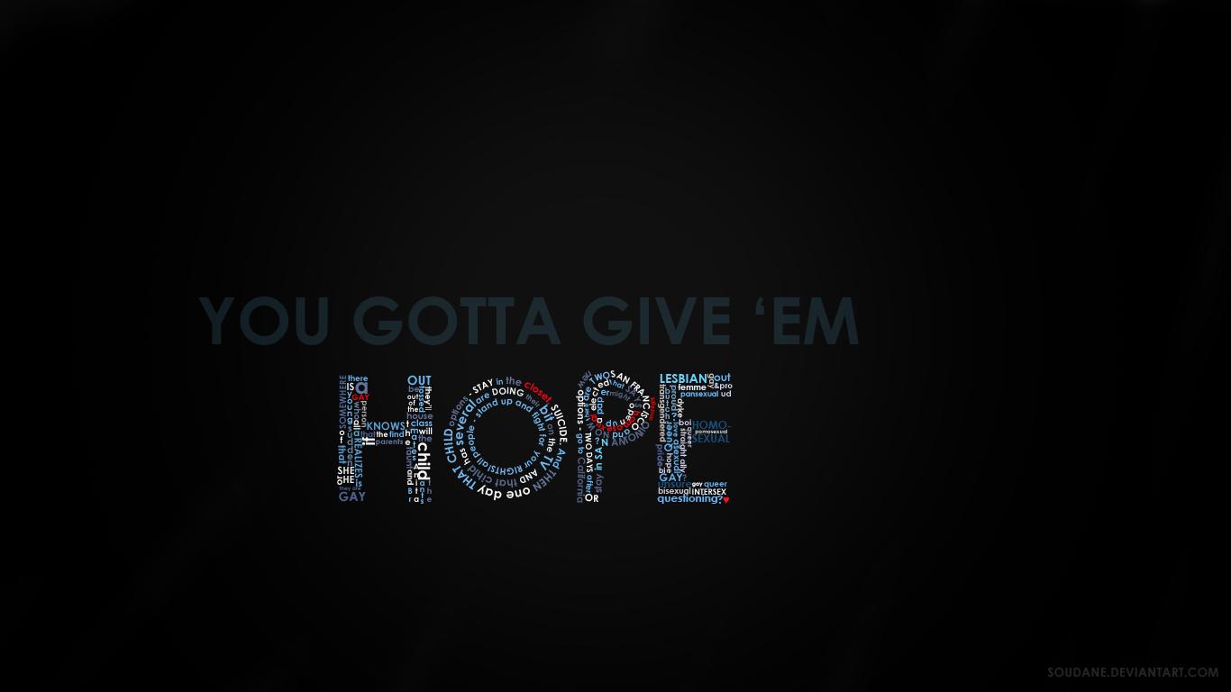 Hope Wallpaper by Soudane on DeviantArt