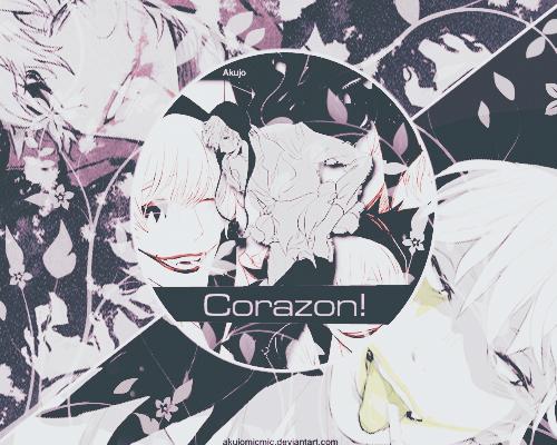 CORAZON! by akujomicmic