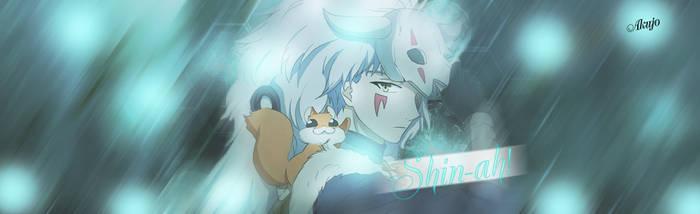 COVER SHIN-AH! by akujomicmic