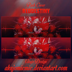 COVER REDDESTINY by akujomicmic
