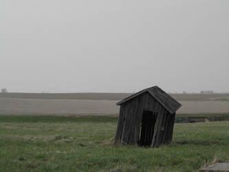 Dilapidated Barn by dlinkwit27