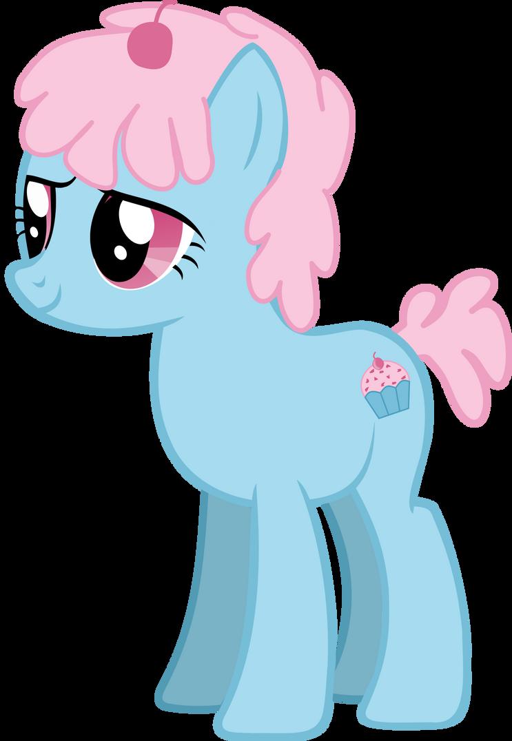 Cherry Cupcake by strawbellycake