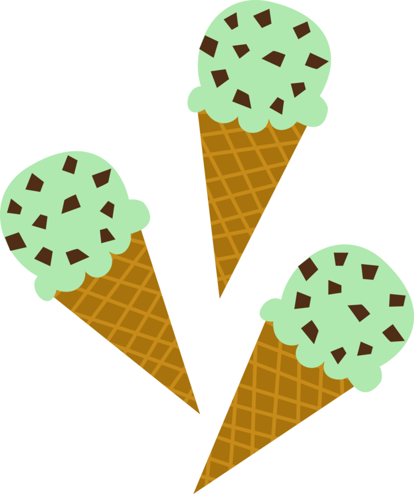Minty Chip's Cutie Mark by strawbellycake