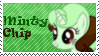 Miny Chip Stamp by strawbellycake