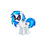 Vinyl Scratch for Ponymon Anarchy by strawbellycake
