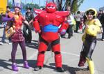 AN2015 Big Hero 6 Cosplay
