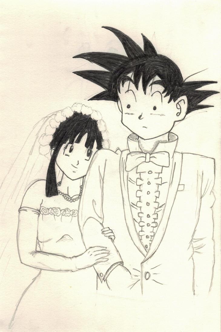 Goku Chichi Wedding - Weddings Today