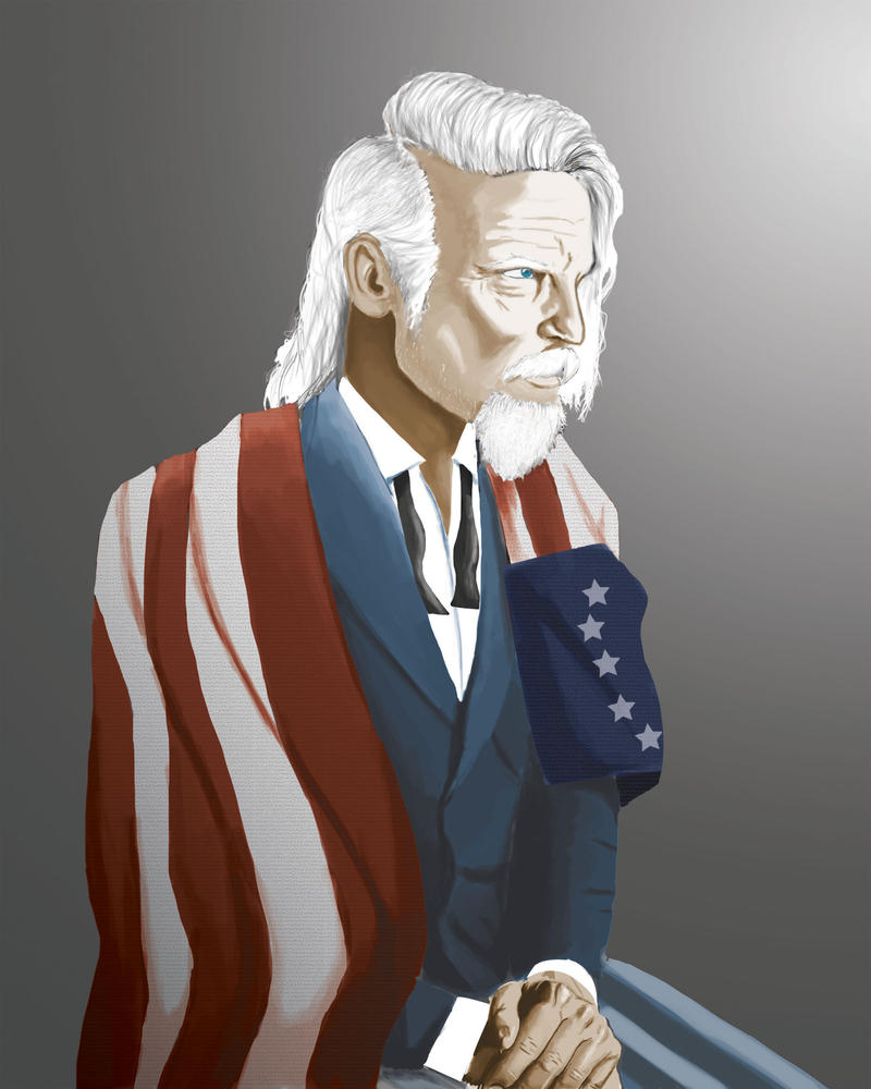 Uncle Sam circa 2013 by trxstr