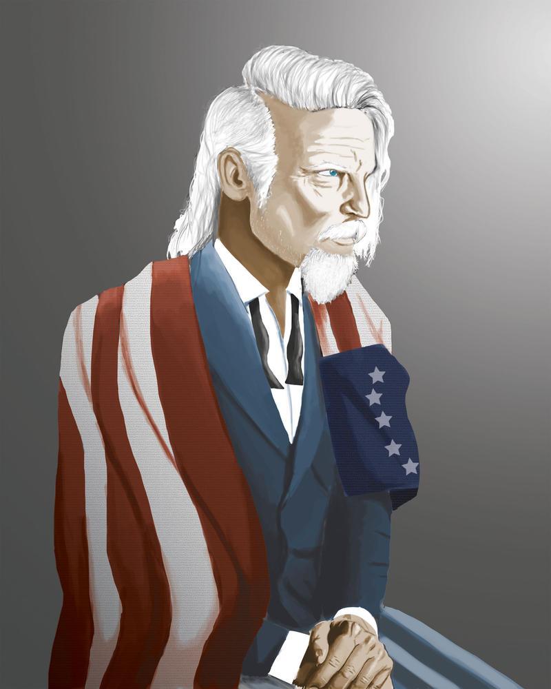 Uncle Sam circa 2013 by trxstr