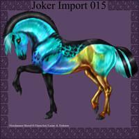 Joker Import 015 by Carousel-Stables