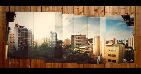 Hotel View - Lomo Panorama