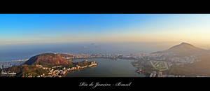 Rio de Janeiro - View from Corcovado