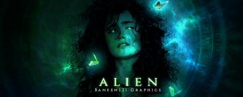 Alien by Baneen232