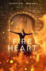 Cover#19-Fireheart by Baneen232