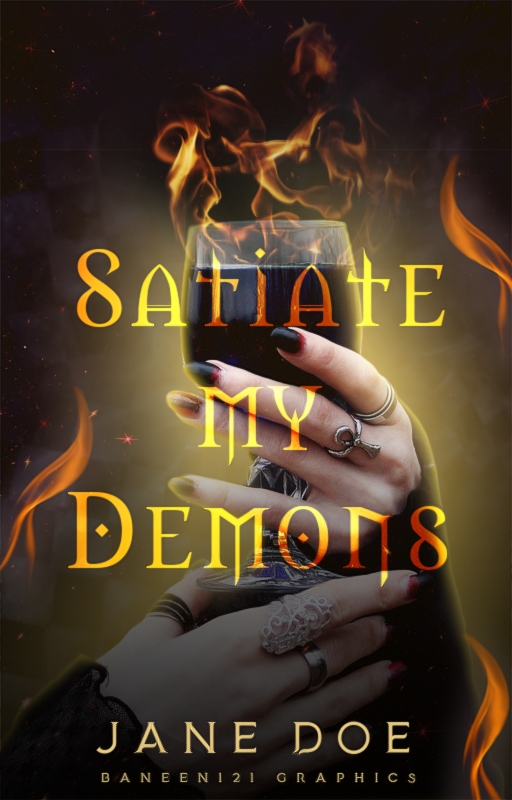 COVER#20 Satiate my Demons by Baneen232
