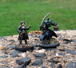 Dungeons and Dragons minis 2