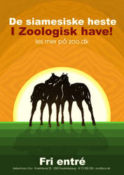 Grafisk Design: Zoologisk Have by whiite