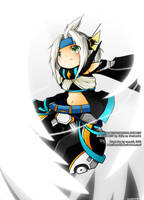 Ruenis - Holy Light by tomokii