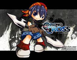 Chrono Cross - Serge by tomokii