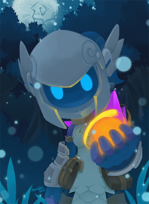 Spiral Knights by Tomokii